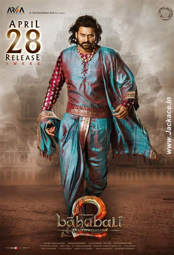 Baahubali 2: The Conclusion First Look Poster 11