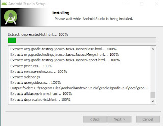 Cara Install Android Studio 7