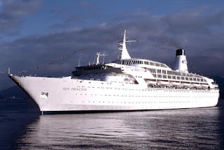 Sun Princess Princess Cruises  ex Spirit of London, Starship Majestic, Southern Cross, Flamenco, New
