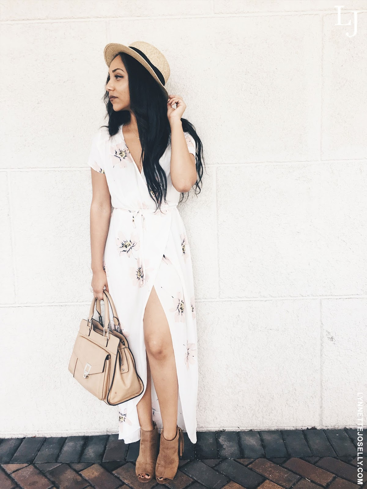 white-floral-wrapdress