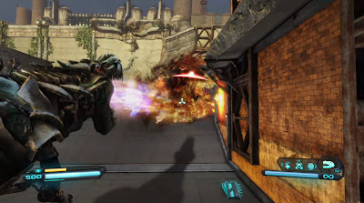 Download Transformers Rise of The Dark Spark Highly Compressed Game For PC