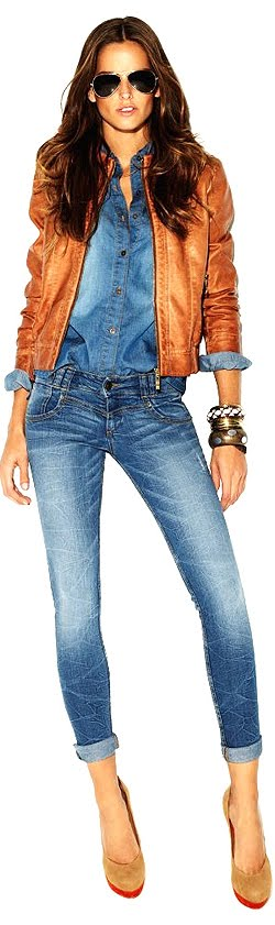 Cute Outfit worn by Izabel Goulart fly female fashions