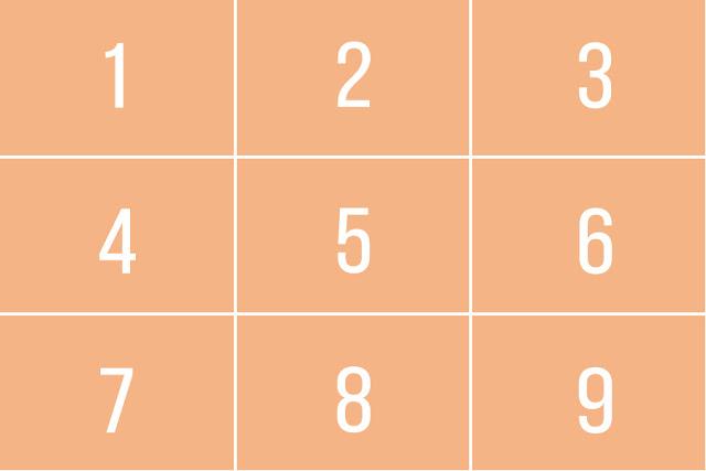 La (mal llamada) regla de los tercios