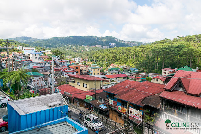 restaurants with a view in baguio