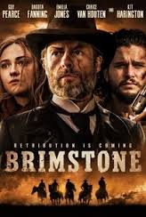 Film Brimstone (2017)