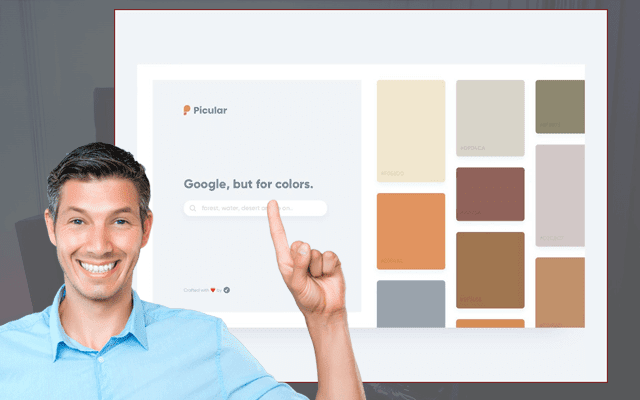 Picular: A new site from Google is a tool that will benefit designers
