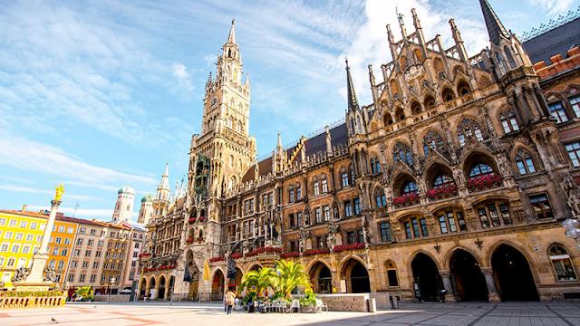 Passeios gratuitos em Munique