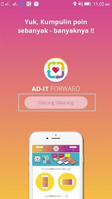 Aplikasi AD-T FORWARD