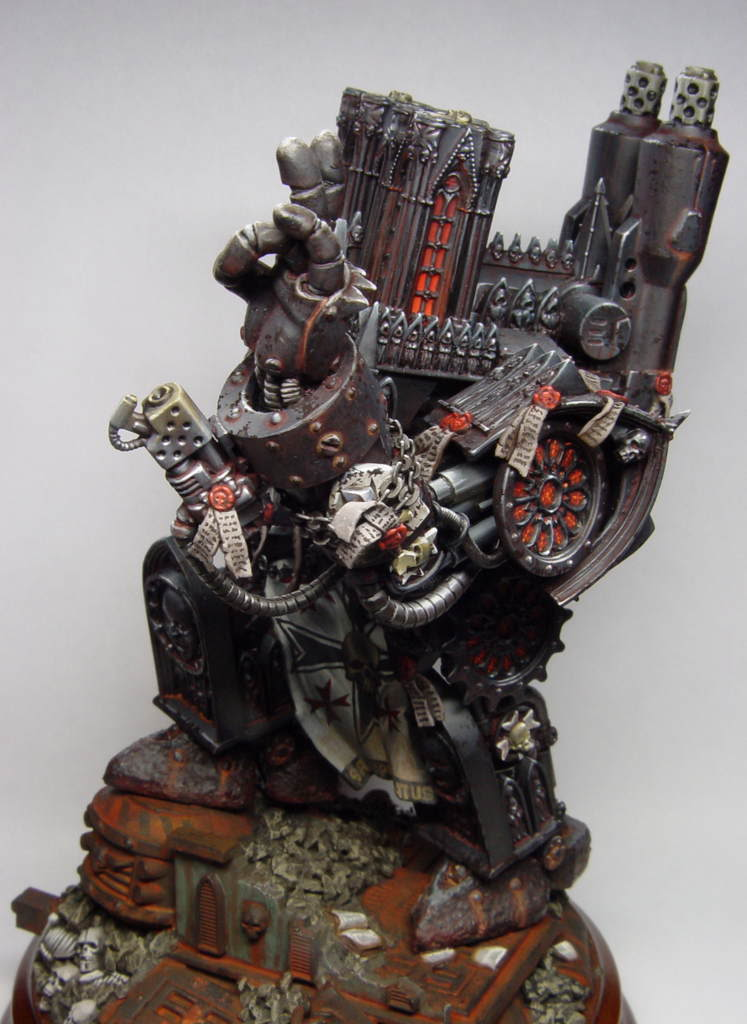 Toycutter Black Templars Titan Warhammer 40k