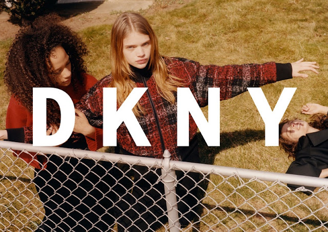DKNY Fall/Winter 2016 Campaign