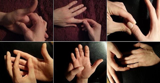 Maseaza-ti degetele pentru ca durerile sa dispara!