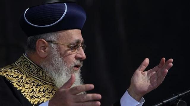 Denuncian a rabino israelí por llamar 'monos' a negros