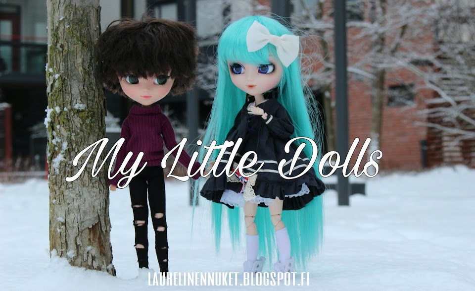 My Little Dolls