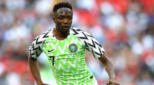 Ahmed Musa leaves Leicester to join Al-Nassr on a four-year deal