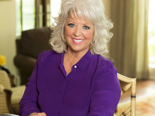 Paula Deen HUGE Trump Chocolate Chip Pie