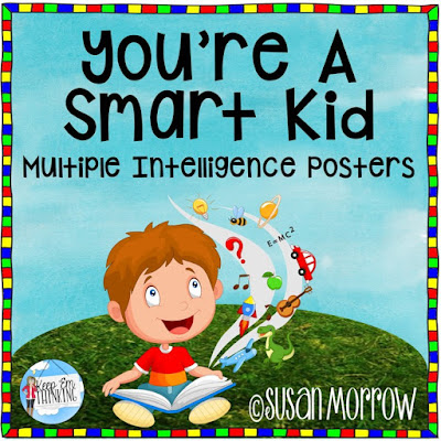 Free Multiple Intelligence Posters for Kids