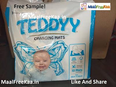 Free Teddyy Baby Diaper