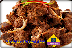 7 Masakan Indonesia yang paling terkenal  sampai ke Manca Negara