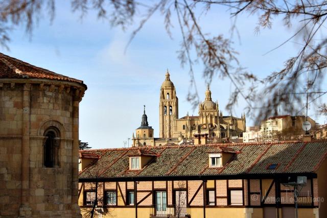 foto vistas de la catedral
