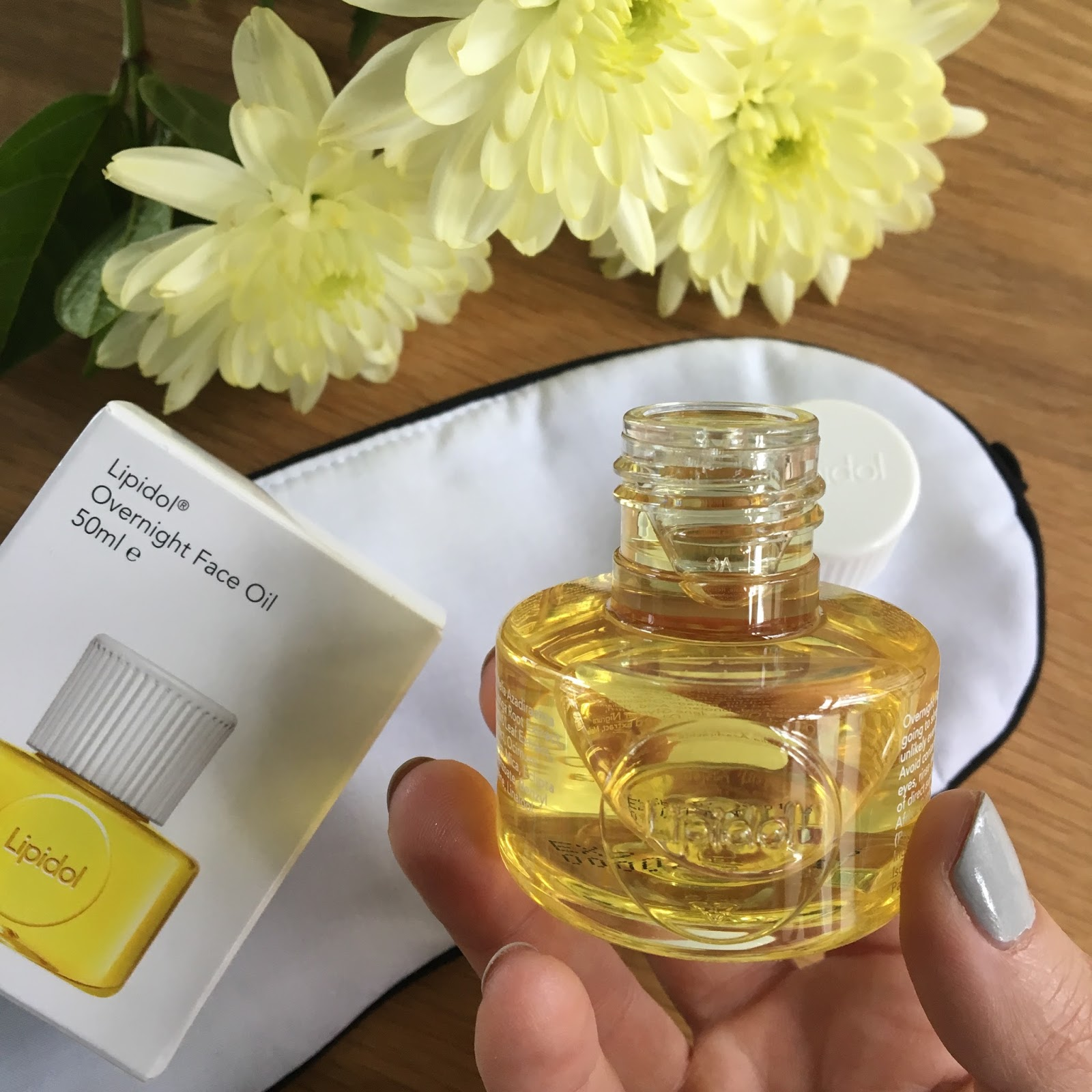 Overnight Face Oil