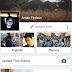 Phần mềm Facebook Lite Cho Samsung galaxy y gt-s5360
