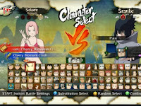 Download Naruto Senki MOD Storm 3 FB MOD Full Character Apk Android Terbaru