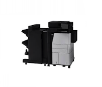 HP LaserJet M830z Printer Driver