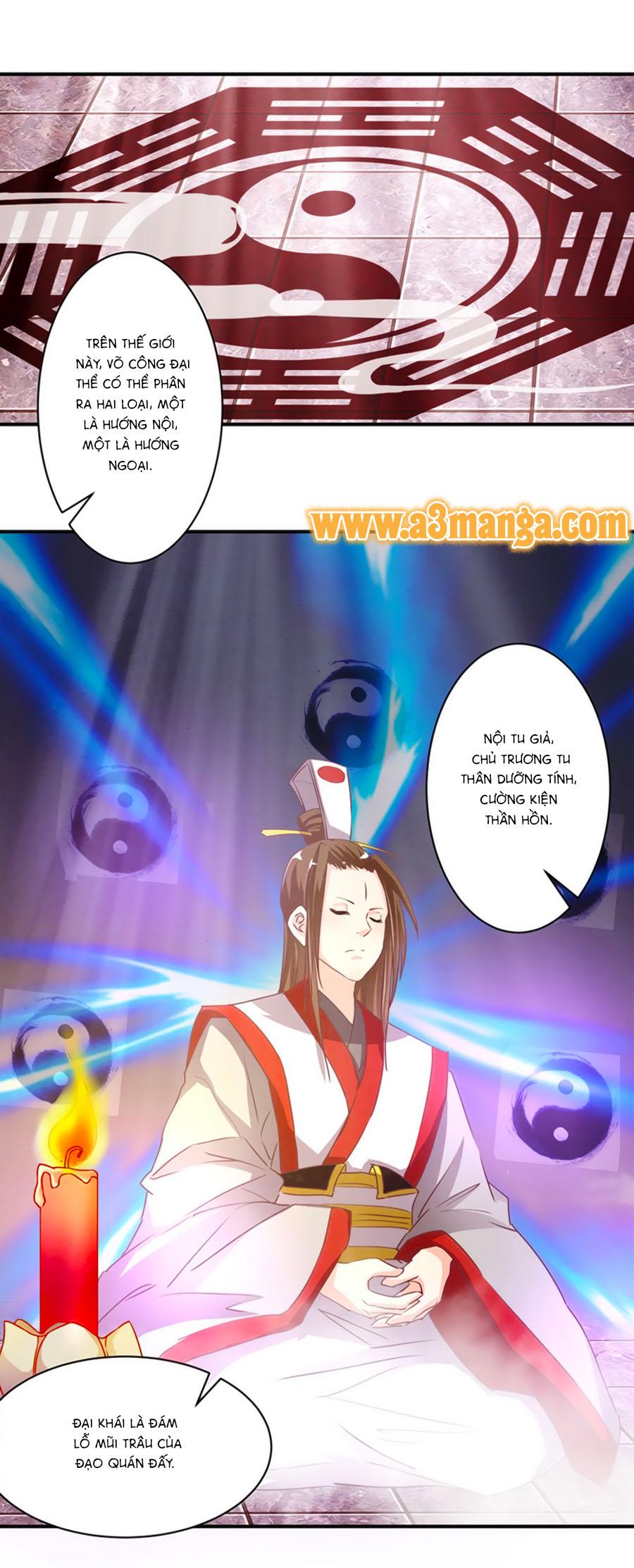 Tú Thiết Chi Thư Chap 39 - Next Chap 40