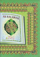 Judul : AS SALAMAH - AL-QUR'AN DAN TERJEMAHNYA DENGAN TRANSLITERASI ARAB-LATIN (RUMY)