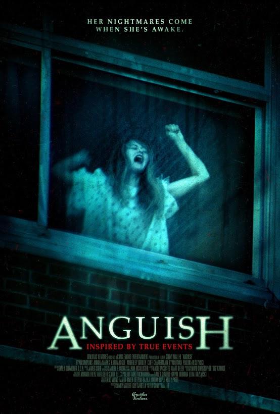 Confira o primeiro poster de Anguish, baseado em menina com dom sobrenatural