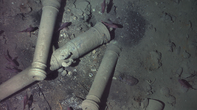 New details on discovery of 300-year-old San Jose shipwreck