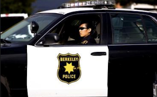 VIDEO: Berkeley Cops Sit In Patrol Car And Watch As Trump Supporters Attacked