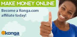 Login To Your Konga Affiliate Program