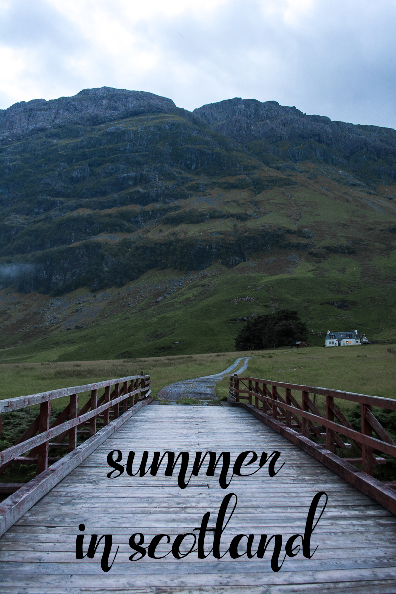 Summer Scottish Highlands Adventures | Video