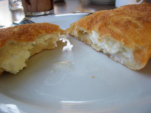 Sweet Day: Tiganopsomo fantastic pancake