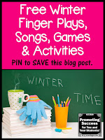 winter games and activities for kids