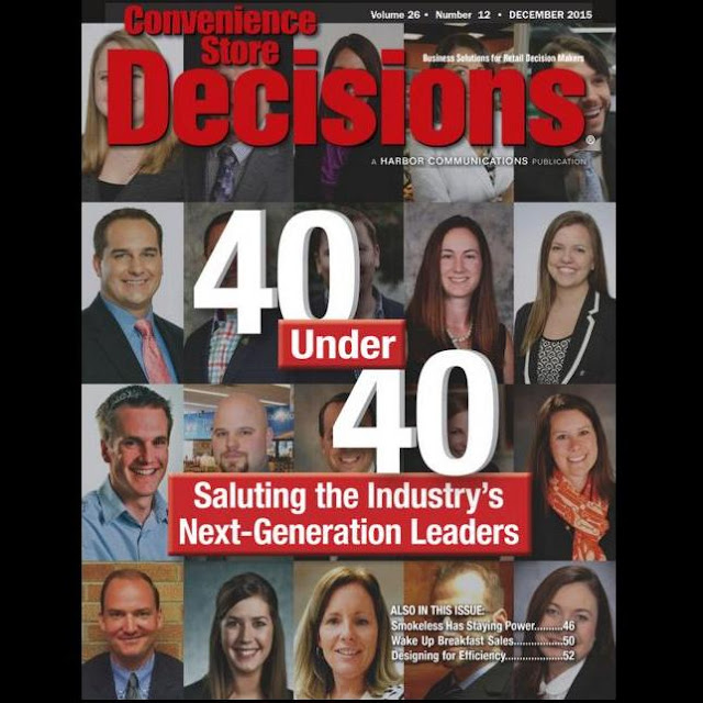 Mike Schiemer Convenience Store Decisions 40 Under 40 Retail Michael J Schiemer