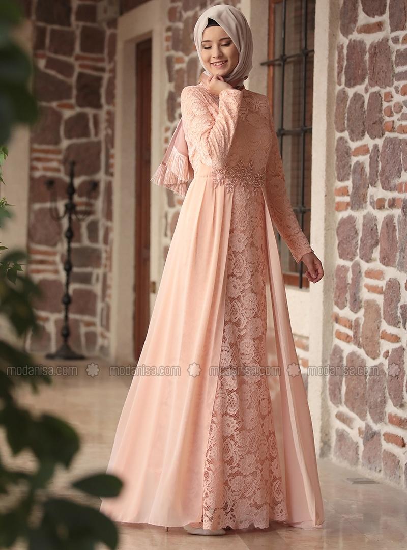 Les robes de soiree hijab