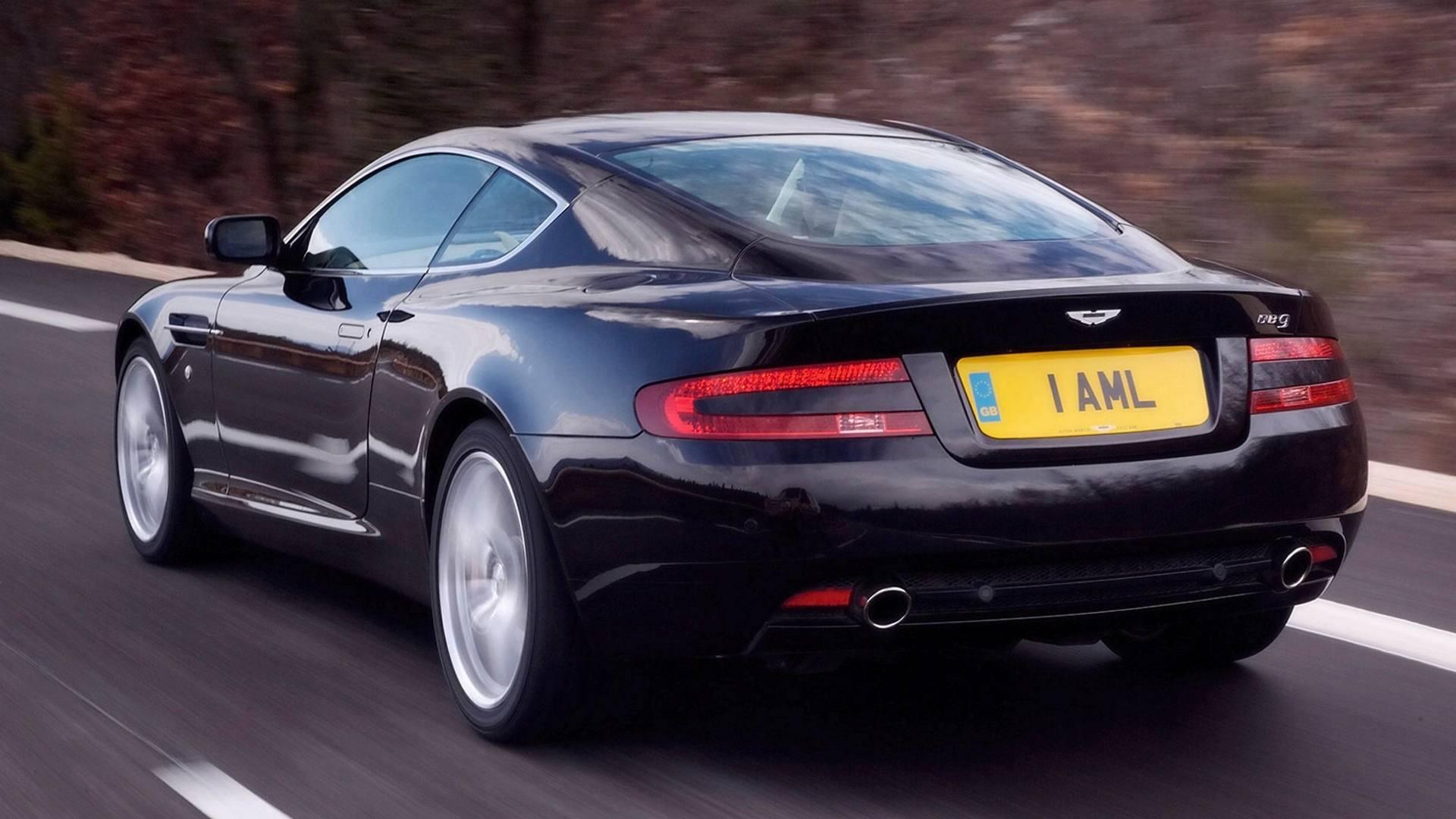 Aston Martin Db9 Wallpapers Wallpaper World