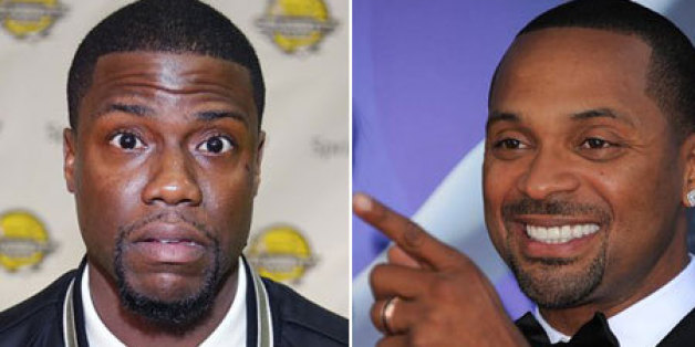 Mike Epps and Kevin Hart come for each other on Instagram.