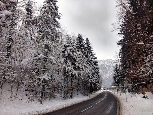 We and the Roads: Switzerland Drive - Euro Drive Part I