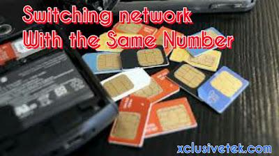 change-network-same-number