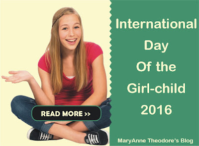 International Day of the Girl Child 2016