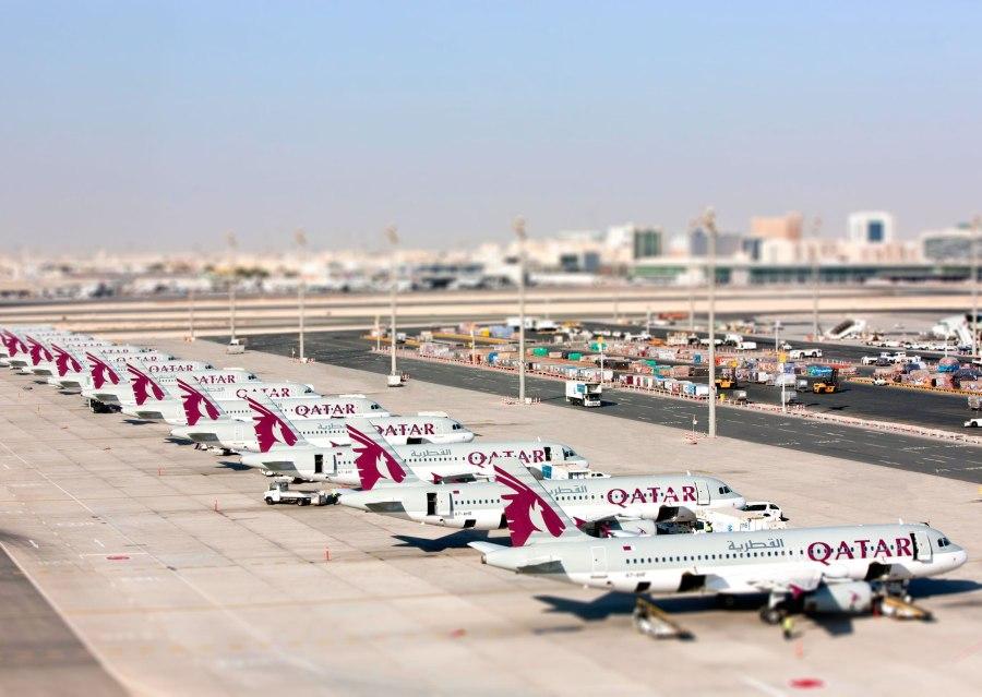 center>Qatar Airways to boost EX-YU operations</center>