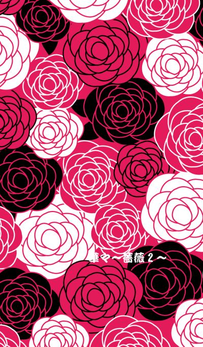 Flowers -Rose2-*