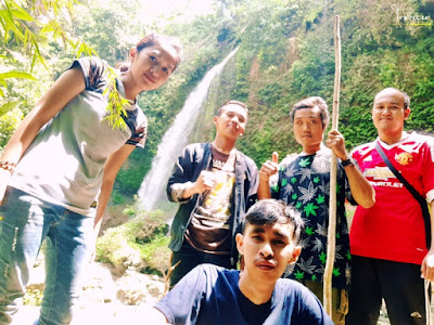 Air Terjun Kaliwungu Blitar
