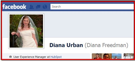 change last name on facebook to one letter
