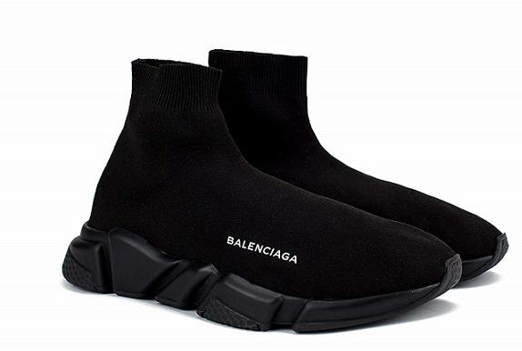 Giày thể thao Balenciaga Speed Trainer Triple Black nam nữ