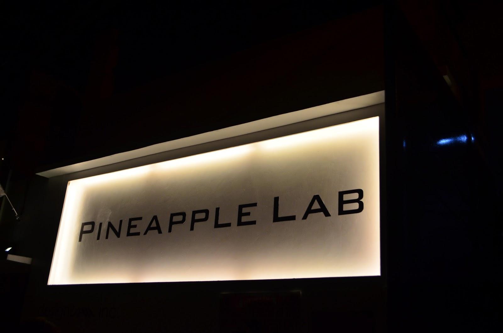 venue Pineapple Lab Makati PULSO: UP CFA Thesis Exhibit 2016
