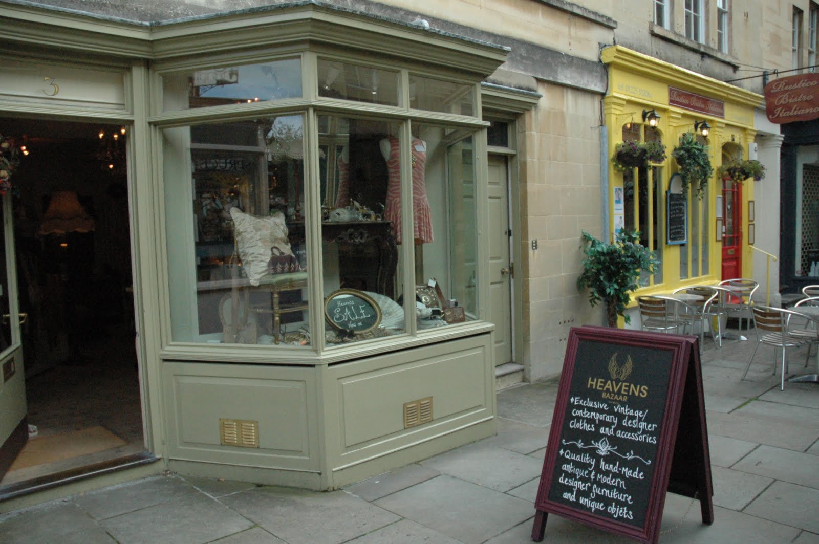 Bath Bazar Taken Away Heavens Bazaar Of Bath Vintage Shopping In